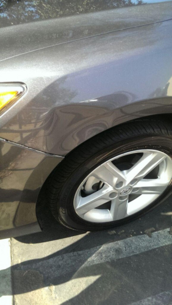 Bakersfield Dent Repair, Ding & Dent Repair Bakersfield CA
